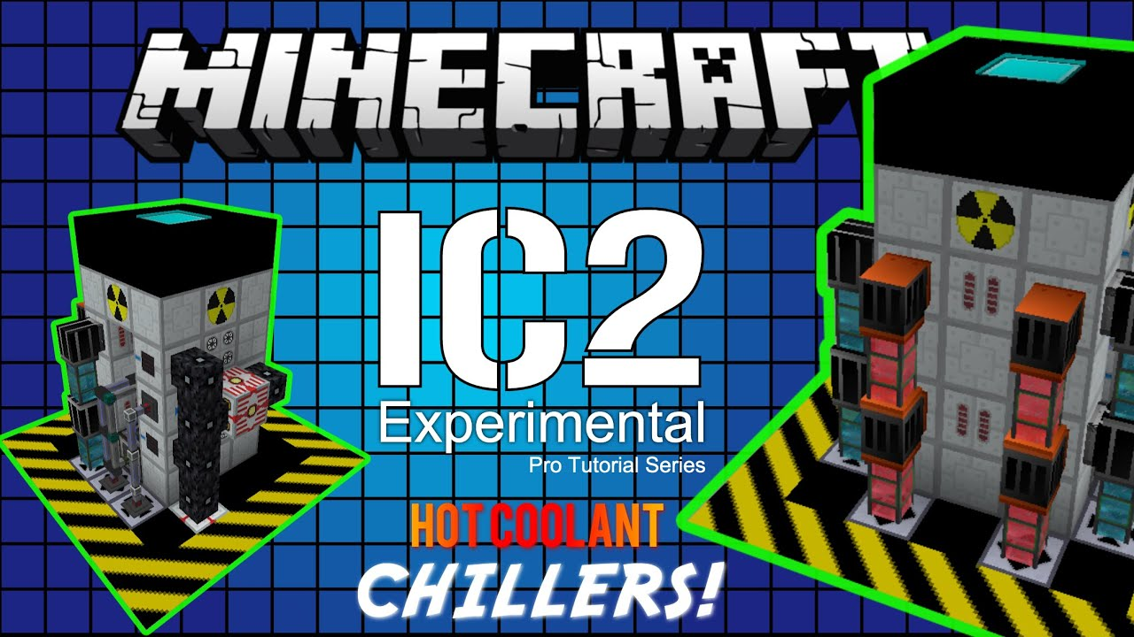 Tutorial Ic2 Hot Coolant Chillers Nuclear Kinetic And