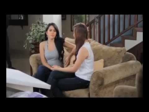 Natalia di Sketsa Tawa GlobalTV - Anggun Cari Bintang Pantene 2012 All Star Season