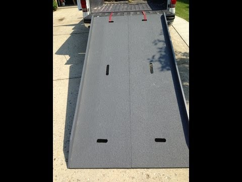 How To Build A Truck Ramp By How To Bob Youtube