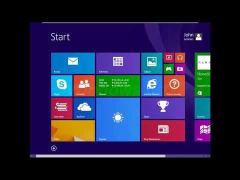Jak Pobrać I Zainstalować Windows 8 1