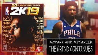 NBA 2K19 | 80% To 91 | PS4 Live Gameplay
