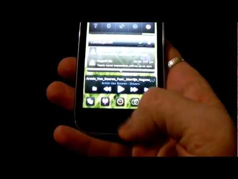 Samsung Galaxy S I9003 Обзор офф прошивки 2.3.6 KPU