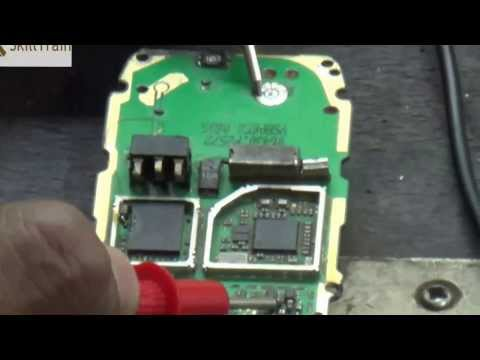 Understanding the Jumper Setting of a Mobile PCB (Ring Tone Fault) (Hindi) (हिन्दी)