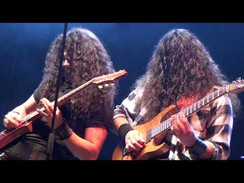Six Magics - Caleuche - Metal Fest Chile 2012 - 28 04 2012 video