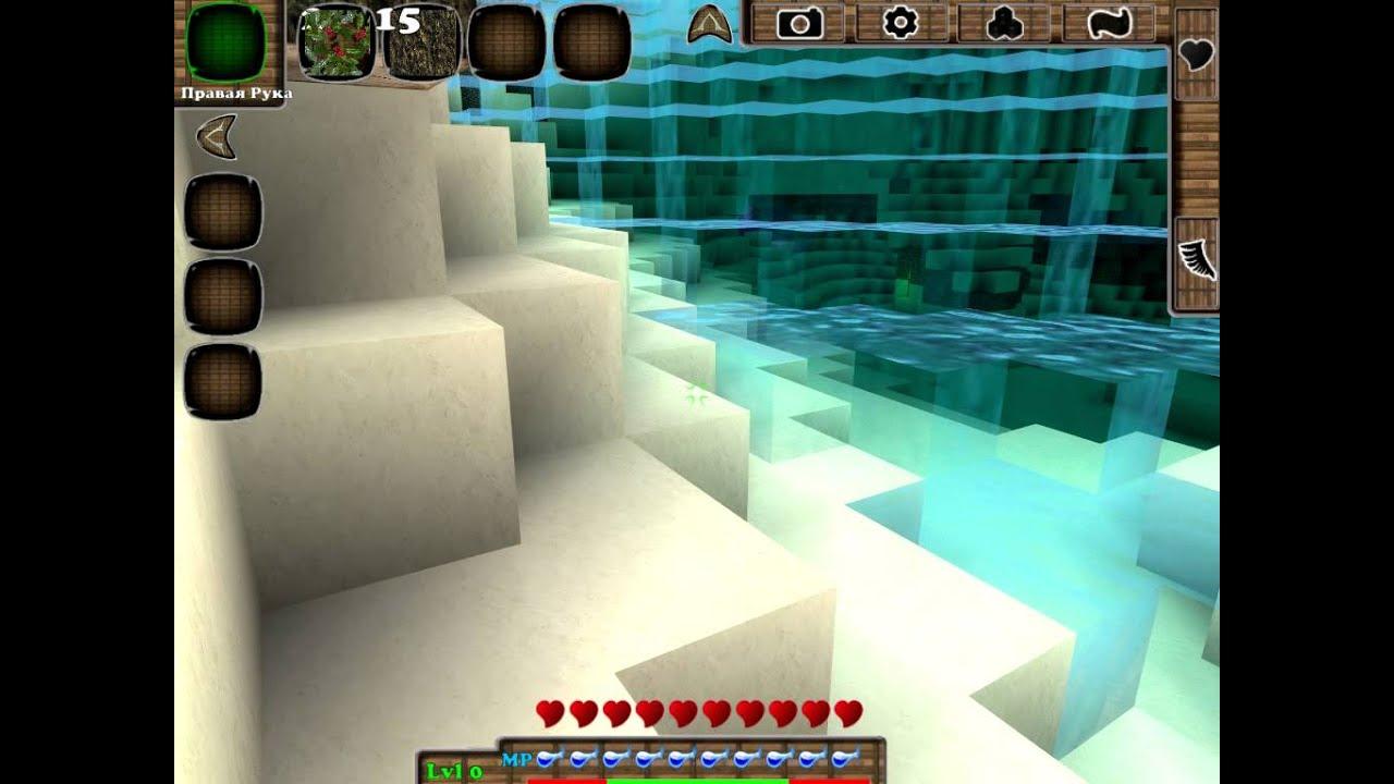 Играть blok story - как по сети Story на пиратке, Кооператив Block