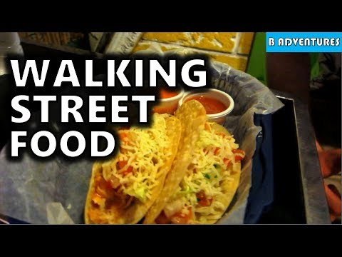 Mexican Food, Taqueria Real, Walking Street, Angeles City, Collab, Philippines S3, Travel Vlog #28