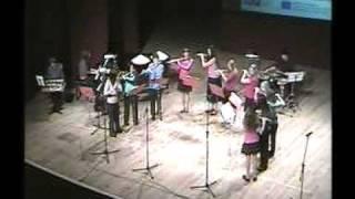 Flute Ensemble ZUŠ Jeseník - Jiří Škorpík : Kouzla králů