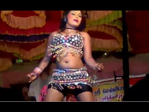 Tamil Aunty Hot Stage Dance New Adal Padal Latest Recor Dance video