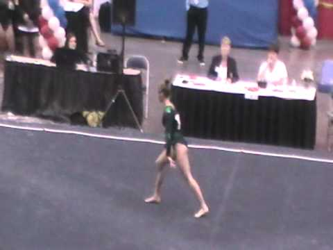 Jessie DeZiel JO Nationals 2011 Floor
