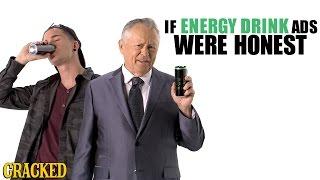 If Energy Drink Ads Were Honest - Honest Ads (Monster, Red Bull, Gatorade Parody)
