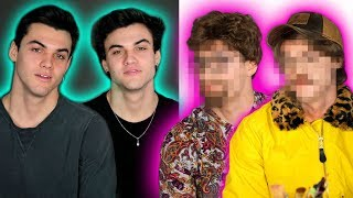 DISGUISING THE DOLAN TWINS