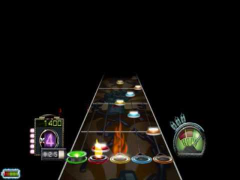 Guitar Hero DragonForce :: Inside the Winter Storm