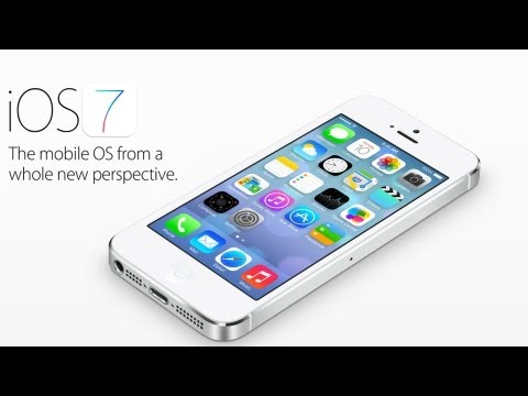 NEW iOS 7 Beta 1 Features, In-depth Demo & Review