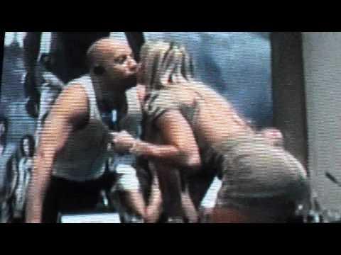 Vin Diesel and Juju Panicat: Brazil