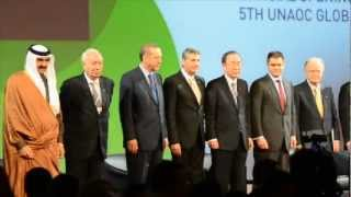 The 5th UN Alliance of Civilizations Global Forum opens at Vienna