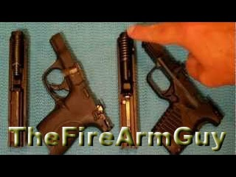 Springfield XDs vs M&P Shield - TheFireArmGuy