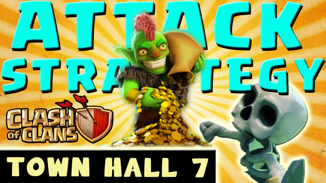 Attack strategy source http www youtube com watch v xdafpuby du