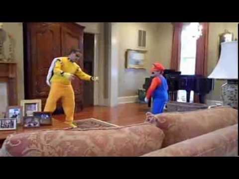 Mario To The Rescue!