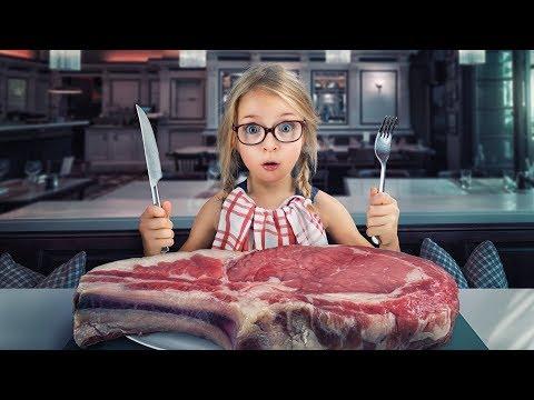Потребление мяса