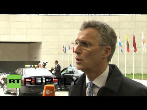 Luxembourg: NATO expansion in E. Europe is 'defensive' - Stoltenberg