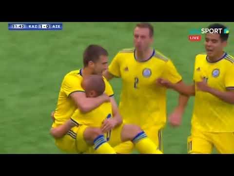 Казахстан-Азербайджан. Обзор матча