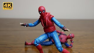 This is NOT Spider-man Homemade Suit Ver. from S.H. Figuarts
