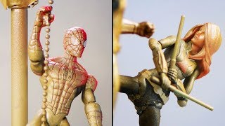 DIY Ideas! Re-Purpose Your Old Toys and More Arts & Crafts by Blossom