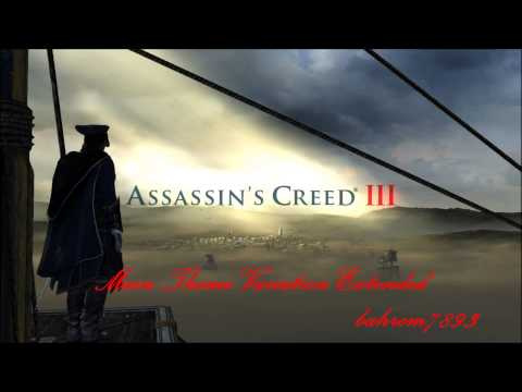 Assassins Creed III Main Theme Variation Extended HD