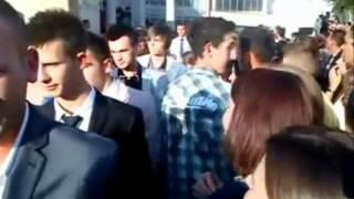 Matura 2012 Gjimnazi Skenderbeu.wmv