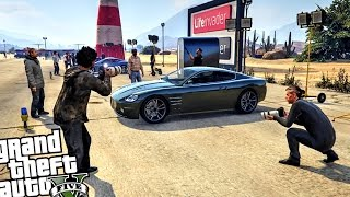 Race Wars Festival Mod! Drag Race & Car Meet - GTA 5 PC MOD (Epic Super Car Meet Up)