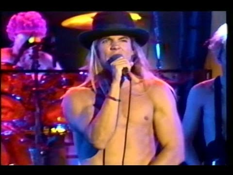 Red Hot Chili Peppers - Organic Anti-Beat Box Band