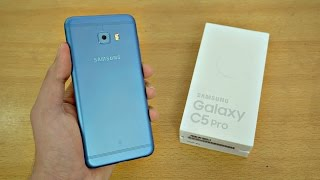 Samsung Galaxy C5 Pro - Unboxing & First Look! (4K)