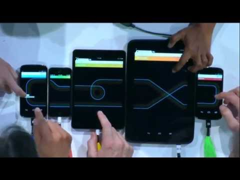 Google Chrome Gaming Demo Round Up - Official Google I/O 2013 Launch