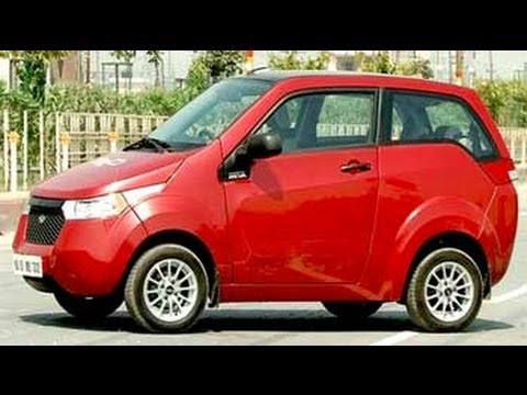 Mahindra Reva E20 review