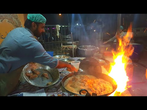 Peshawari Fish Fry | Peshawari Fried Fish | Zaiqa Fish Fry | Zaiqa Restaurant, Ring Road Peshawar