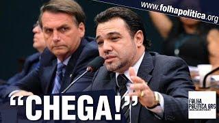 Deputados esquerdistas passam dos limites ao culparem Bolsonaro por Suzano e Feliciano retruca