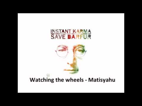 Matisyahu - Watching The Wheels