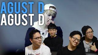 Download Lagu AGUST D (SUGA) | AGUST D MV Reaction [4LadsReact] Gratis STAFABAND