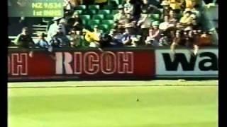 Shane Warne 99 vs New Zealand...actually it is 100*....2001/02 WACA