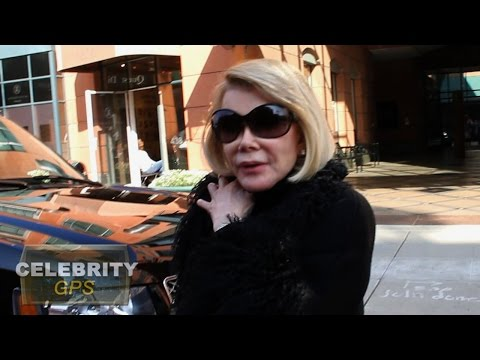 Joan Rivers resting comfortably - Hollywood.TV
