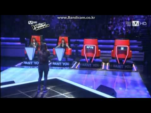 2012 The Voice Korea 이소정(Lee So-Jung)