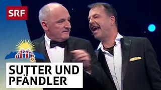 Sutter & Pfändler - Arosa Humor Festival 2016 - Sélection 2