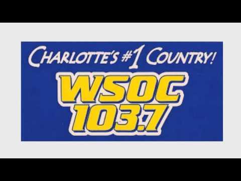 WSOC FM 103 Charlotte - Bill Dollar - March 1988