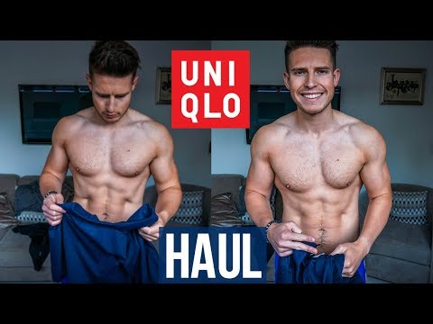 HUGE Uniqlo Clothing Haul & Try-On   Summer 2018
