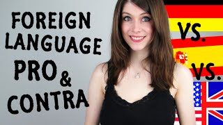FOREIGN LANGUAGE Relationship - PRO & CONTRA