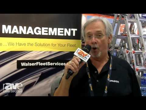 CEDIA 2015: Walser Fleet Services Explains Fleet Management Solution Services