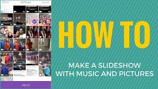 How to Make a Slideshow With Music and Pictures