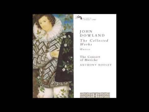 John Dowland - Daphne was not so chaste as she was changing