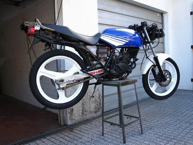 Honda NSR 50 (Restauro)