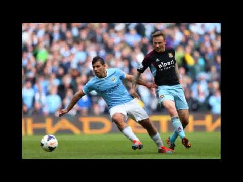 Manchester City star Aguero signs new long term deal